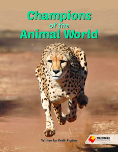 Champions of the Animal World