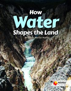 How Water Shapes the Land